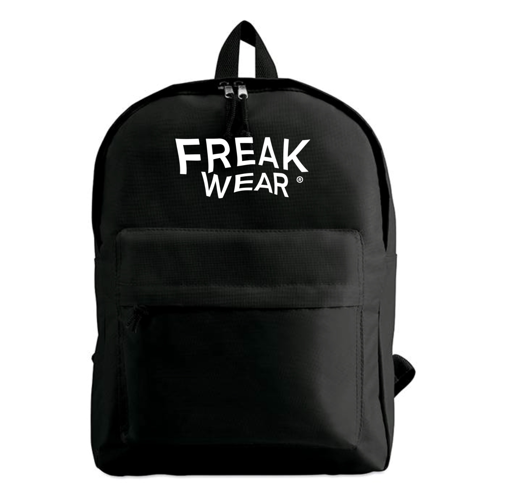 Batoh Freak Wear White Logo