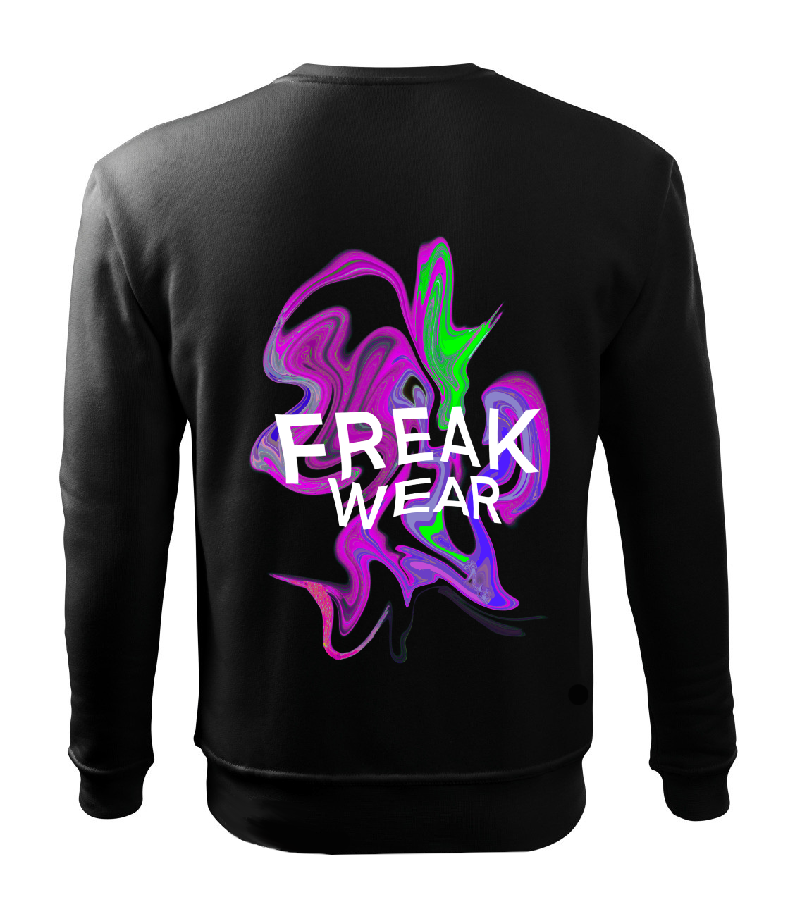 Mikina Freak Wear bez kapuce K monster